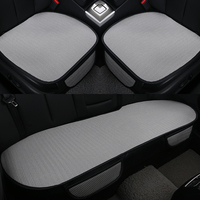 Car Seat Cushion Protector Pad Front Rear Pad Fit for Most Cars Cool Auto Cover Seat Cover Set Automobiles Seat Pad Protector