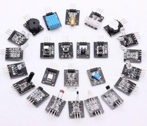 Image 2 - 37 em 1 kits de sensores para motores de arranque fo de alta qualidade funciona com placas oficiais para arduinp