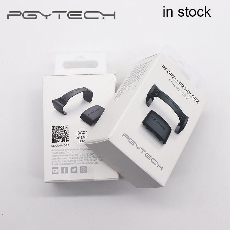 PGYTECH Mavic 2 hélice titular fijador para DJI Mavic 2 Pro/Mavic 2 Zoom accesorios clip de Paddle hélice soporte fijo