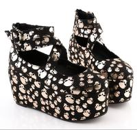 High heels Ballet shoes High end butterfly high heels Low heeled boots Raise the waterproof table