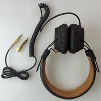 Major I Headphones DJ Studio Headphones Deep Bass Noise Isolating Headset With Mic Monitorring For IPhone