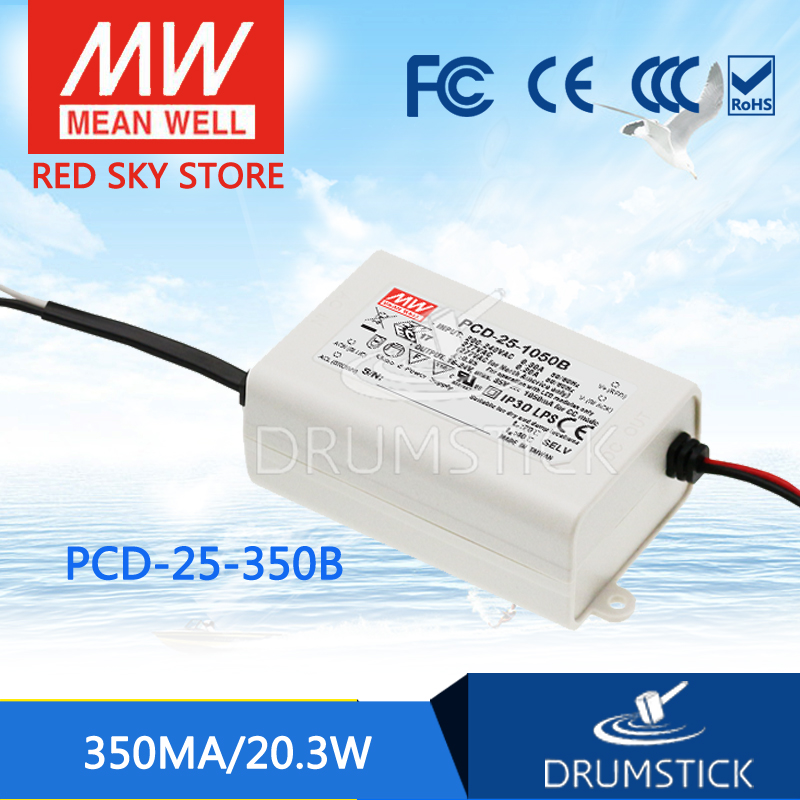 Advantages MEAN WELL PCD-25-350B 58V 350mA meanwell PCD-25 58V 25.2W Single Output LED Switching Power SupplyAdvantages MEAN WELL PCD-25-350B 58V 350mA meanwell PCD-25 58V 25.2W Single Output LED Switching Power Supply