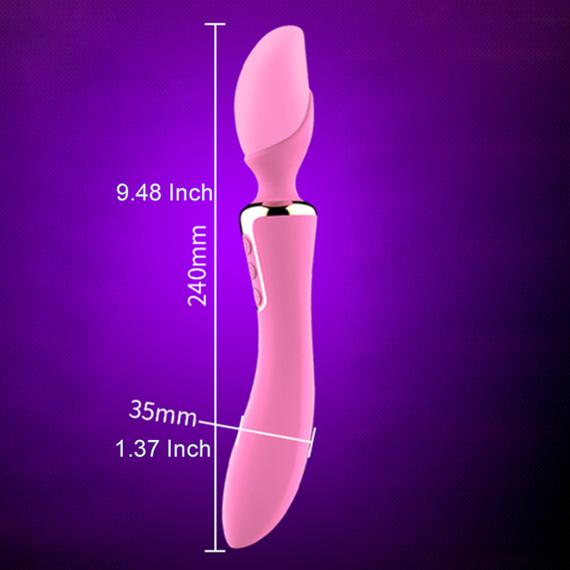 7 SPEED  LICK TONGUE G-SPOT STIMULATOR VIBRATOR
