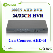 24ch 32ch 24channel 32 channel AHD DVR AVR HVR 1080N HD Video Recorder 1080P HDMI Output CCTV AHD Camera recorder