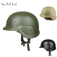 M88 ABS Plastic Camouflage Helmet For Nerf Toy Gun Out Door Game Tactics CS US Military