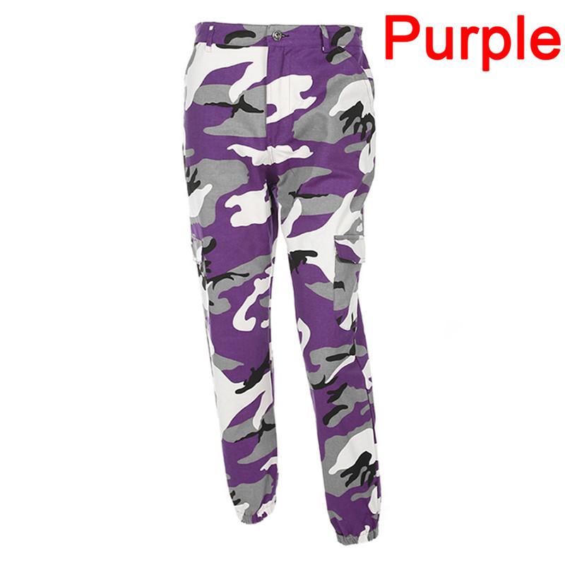 HTB1RrAUl2NNTKJjSspcq6z4KVXa3 - FREE SHIPPING Camouflage Pant High Waist Hiphop Red Pink Purple Orange Grey JKP339