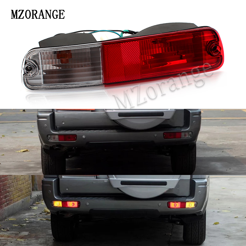 Lights Main Full Beam Extra Rectangle Fog Spot Lamps for Mitsubishi Canter