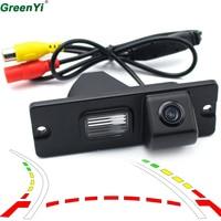GreenYi Auto Backup Rear View Parking Kit Camera CCD Car Reverse Car Rearview Reversing Parking Camera