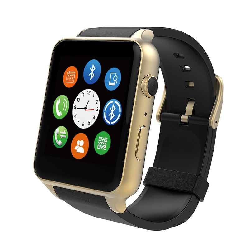 New NFC Bluetooth Smart Watch With Heart Rate Health Fitness Pedometer SIM Card Camera Smartwatch Android ios for Men Woman kw18 heart rate smart watch bluetooth health smartwatch sim compatible for apple ios android