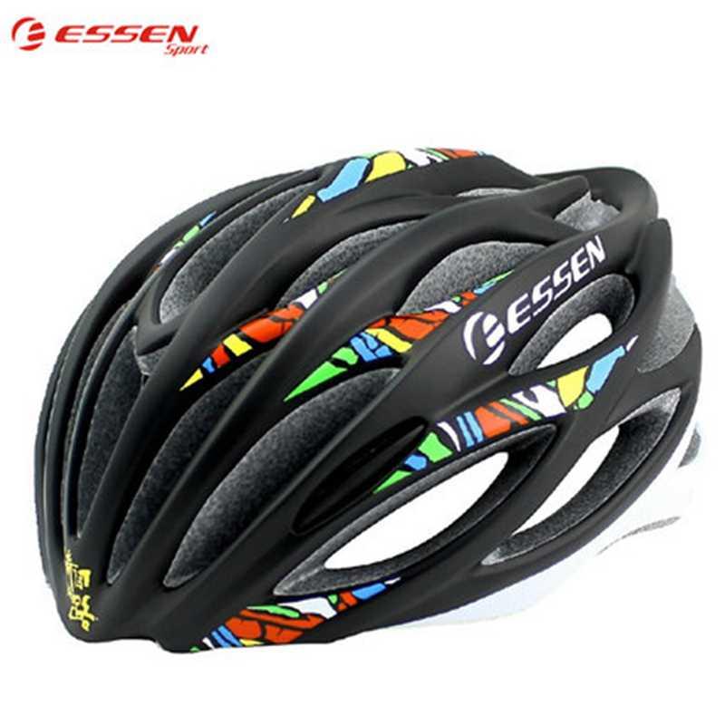 ЭССЕН езда небо дорога пользовательские команды Edition пневматические велосипедный шлем Для мужчин и Для женщин на горных велосипедах Велосп... ...