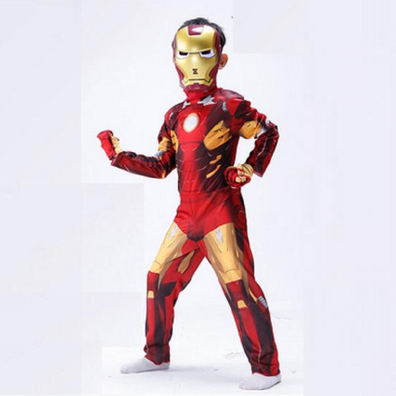nios cosplay disfraces de navidad para nios boy ironman casco de iron man cosplay nia nio