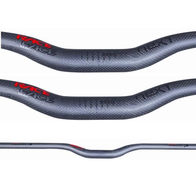 Carbon Riser Bars Mountain Bike Use 31.8 mm Matte