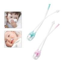 Высокое качество Уход за ребенком Безопасный Очиститель носа вакуумный отсасывающий носовой аспиратор телегард защита от гриппа аксессуары