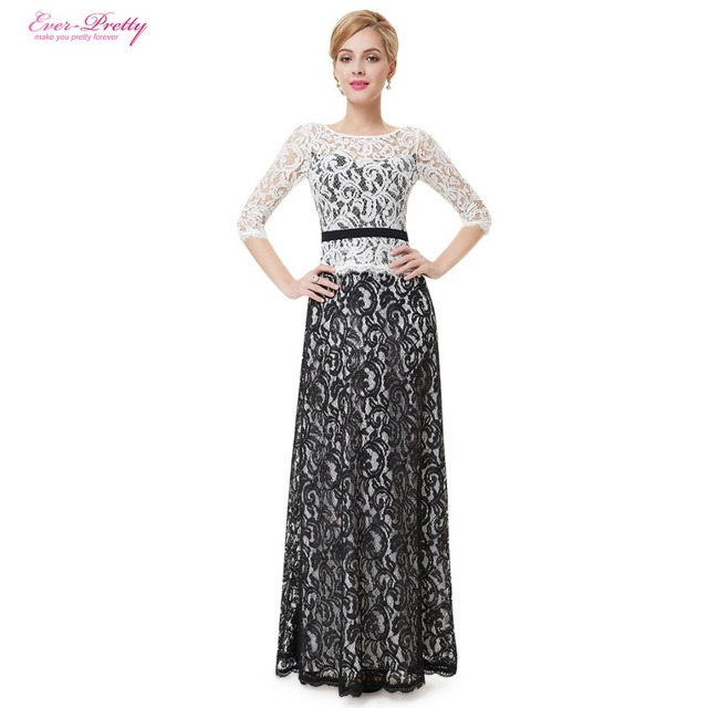 Clearance Special Occasion Dresses Ever Pretty He08439 Women Elegant Wedding Events Long White