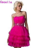 Custom Made Short Homecoming Dresses A line Sweetheart Beaded Tulle 2017 Juniors Cocktail Homecoming Dresses Fast Shipping
