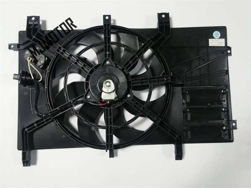 ROEWE 350 moteur radiateur ventilateur de refroidissement assy. Pour les pièces de moteur d'autocar SAIC MG5 1.5L chinois