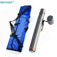 Portable Foldable Recurve Bow Case Or Arrow Quiver Archery Bow Bag Shoulder Handle Carrying Shooting Hunting