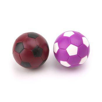 2 sztuk 36mm tabela PIŁKA NOŻNA Fussball gra do gry wewnątrz do piłkarzyków piłka nożna części maszyn-losowy kolor tanie i dobre opinie OOTDTY Standardowy piłkarzyki 094C190121
