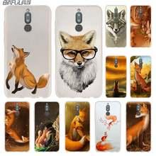 ¡Sr! Funda de teléfono con estampado Fox Z3j para Huawei Mate 30, 20, 10 Lite Pro, Y9, 2019, 2018, Nova 5T, 5i, 3i, 5 Pro