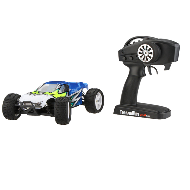 Brand New TROO E18XT V2 1/18th 1:18 SCALE 4WD RC Brushed Truck with Transmitter RTR remote control toys