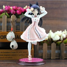 Free Shipping 23cm High Quality PVC Action Figure Kousaka kirino Model Japanese Anime Sex Dolls Girl Toys Christmas Gifts