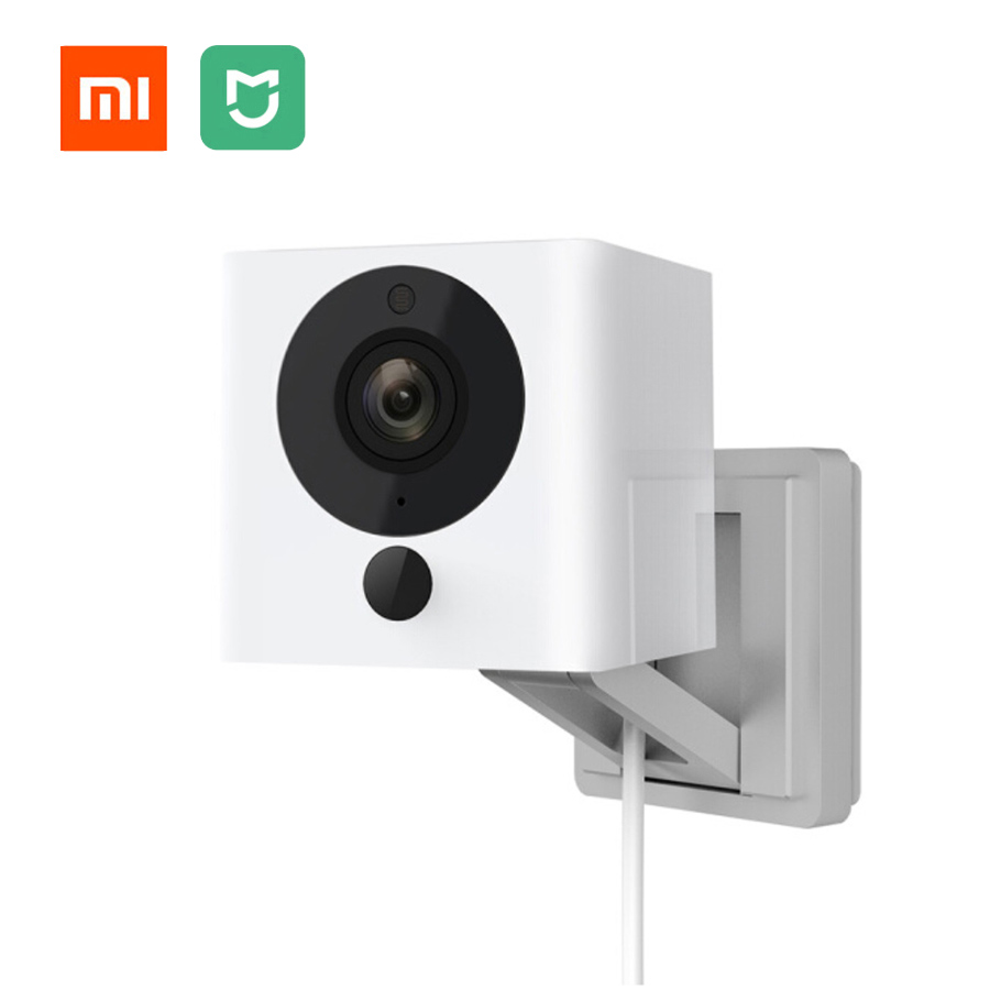 2019 Xiaomi Mijia Xiaofang Smart Camera 1S 1080P New Version T20L Chip WiFi Digital Zoom Cam Home Security with Mi Home APP