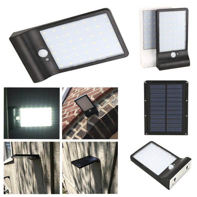 Waterproof ip65 abs cover 42 led solar lamp outdoor garden waterproof ip65 abs cover 42 led solar lamp outdoor garden security light 3 5m motion aloadofball Images