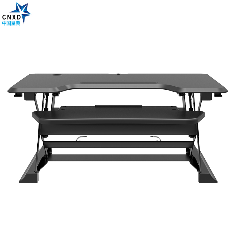 Ergonomic Height Adjustable Stand Up Computer Desk Laptop Desks
