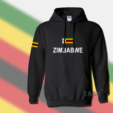 Zimbabwe hoodie men sweatshirt sweat new hip hop streetwear tracksuit nation footballer sporting flag ZWE yeZimbabwe