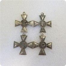 Россия: посеребренные медали 1.2.3.4Cent копия памятных монет-копия монет медаль коллекционные монеты