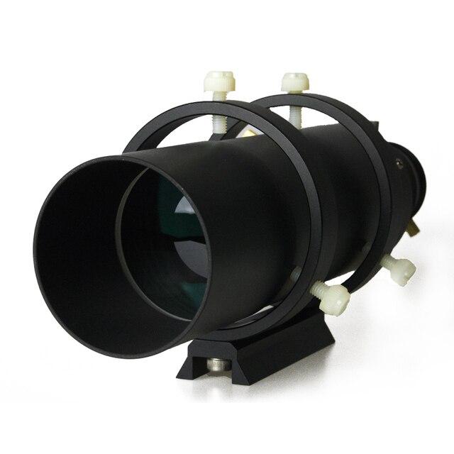 """60 мм Deluxe Finder автогид для телескопа полностью покрытием Guidescope окуляр с 1,25 """"винтовой фокус"""