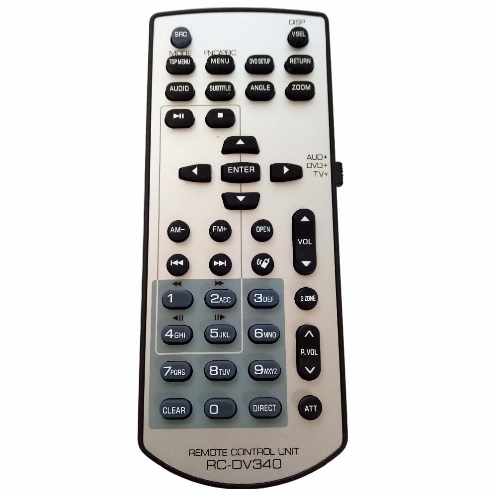 все цены на NEW Original GENUINE for KENWOOD CAR AUDIO Remote control RC-DV340 RCDV340