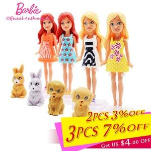 Barbie Doll Pocket Small Girl'