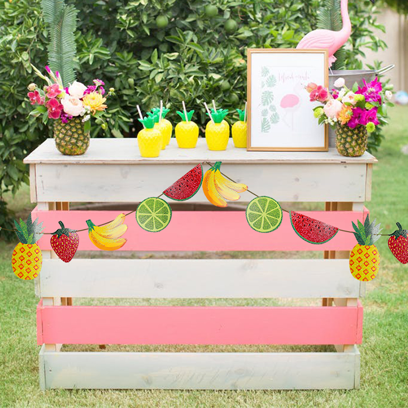 Excellent Us 4 19 16 Off Hawaii Tropical Summer Fruit Party Luau Decoration Pineapple Watermelon For Home Outdoor Hawaiian Baby Shower Party Supplies In Party Caraccident5 Cool Chair Designs And Ideas Caraccident5Info