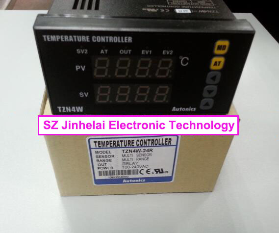 100% New and original TZN4W-24S, TZN4W-24C, TZN4W-24R AUTONICS 100-240VAC Temperature controller все цены
