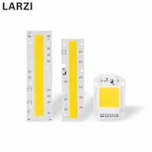 LARZI LED COB Lamp Chip 10W 20W 30W 50W 70W AC 110V 220V Smart IC DIY LED Floodlight Spotlight Day White Cold White Warm White 5 pcs lot led cob chip lamp 20w 30w 50w ac 110v ip65 smart ic fit for diy led floodlight street lamlp cold white warm white