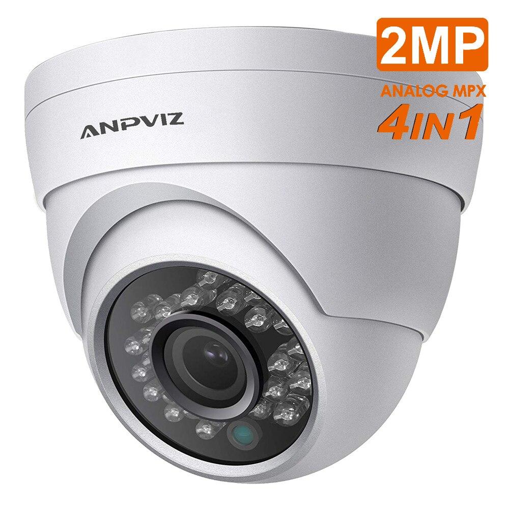 4 in 1 1080P AHD/TVI/CVI/CVBS CCTV Camera mini Analog Cameras waterproof/vandalproof Outdoor security cam security surveilence mini camera 1080p 2 0mp ahd cvi tvi cvbs 4 in 1 cctv cam 3 7mm wide lens video