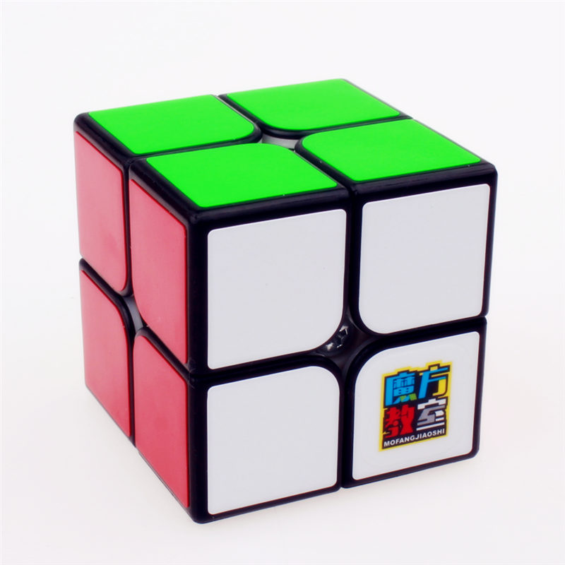 MOYU MOFANGJIAOSHI 2X2X2 MF2S SPEED MAGIC CUBE - ფაზლები - ფოტო 2