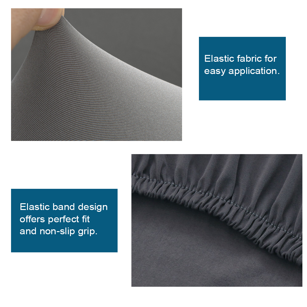 Printing Chair Covers Dining Spandex