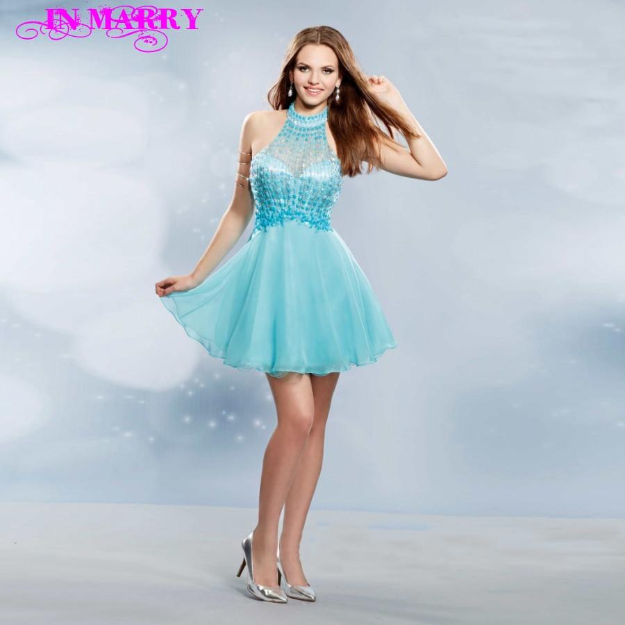 Popular Light Blue Short Dress-Buy Cheap Light Blue Short Dress ...