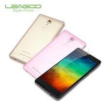 Оригинальный leagoo T1 смартфон Quad Core MT6737 отпечатков пальцев Встроенная память 16 г Оперативная память 2 г Android 6.0 мобильный телефон 5.0″ DH IPS celllphone 13.0MP