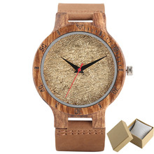 New Arrival Watch Men's Wristwatch Nature Wood Watc