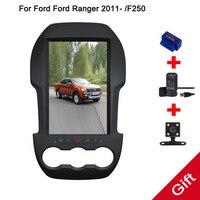 12.1 Tesla Android 7.1/6.0 Fit Ford Ranger F250 2011 2012 2013 2014 2015 2016 2017 2018 Car DVD Player Navigation GPS Radio