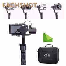 Zhiyun Crane M 3-Axis Stabilizer Gimbal Sports Cameras Smartphones for Sony canon black magic DC for Lumix DMC Mirrorless camera