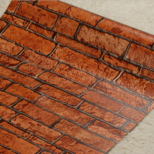 3d Retro Rustic Red Brick Background Wallpaper Living Room Tv Wall Wallpaper Pvc Waterproof Wall Paper Roll 3d Brick Wall Paper In Wallpapers From Home Improvement On Aliexpress Com Alibaba Group