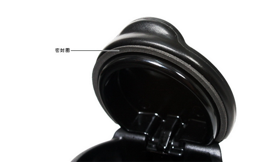 DHL или FedEx 200 шт. Высококачественная Автомобильная портативная пепельница Бездымная пепельницы сигарет держатель Противоскользящий резиновый ботинок