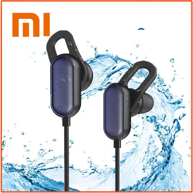Original Xiaomi Mi BluetoothหูฟังIPX4กันน้ำกีฬาไร้สายชุดหูฟังEditionสำหรับXiaomi iPhone Huaweiสมาร์ทโฟน