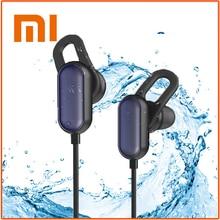 מקורי Xiaomi Mi Bluetooth אוזניות IPX4 עמיד למים ספורט אלחוטי אוזניות נוער מהדורת עבור Xiomi iPhone huawei טלפונים חכמים