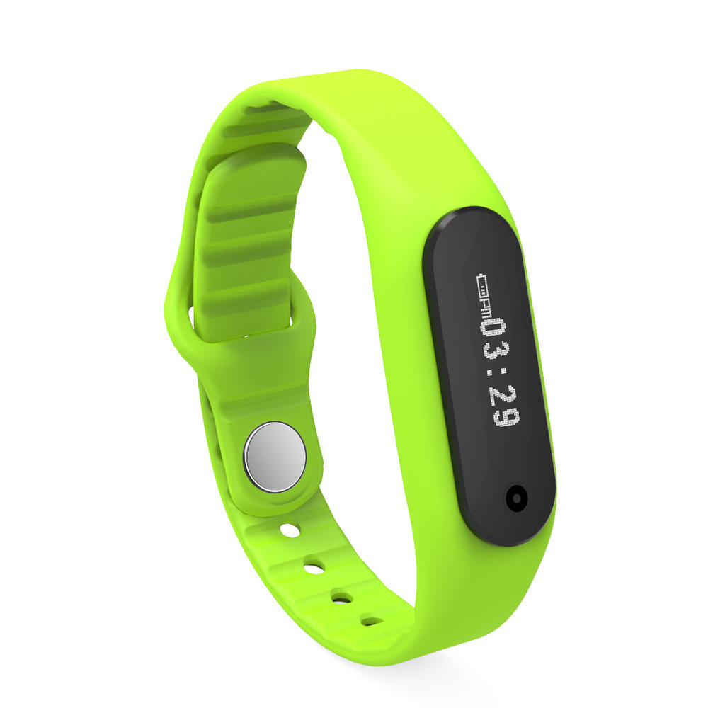 Waterproof Touch Screen Sport Smart Band Wristband E06 Bracelet Fitness Sleep Tracker Bluetooth Watch for Iphone