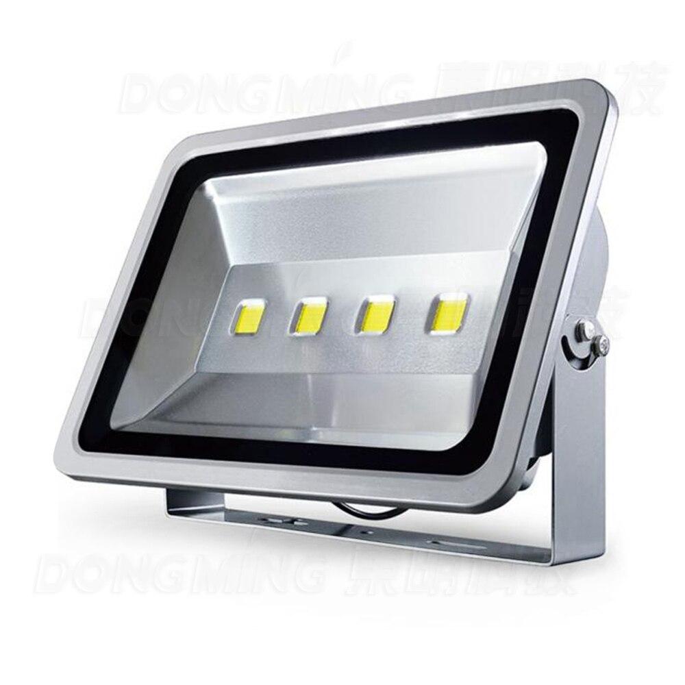 Us 253 83 8 Off Led Floodlight 200w Refletor Led Flood Light Ac 110v 240v Cold Warm White Spotlight Outdoor Lighting Tunel Projectors Light In